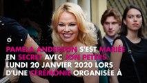 Pamela Anderson : qui est Jon Peters, l'homme qu'elle a épousé en secret ?