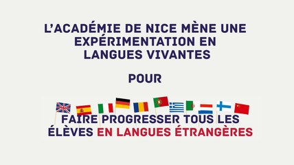 #PlanLangues Expérimentation au collège Paul Éluard de La Seyne-sur-Mer