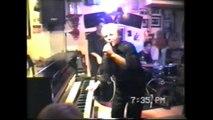 "JIMMY BOCK & SON FILS SEBASTIAN THE ROCK'N'ROLLMANN DE STRASBOURG ALSACE AU ROCK'N'ROLL CAFE A MULHOUSE ALSACE DU 14 NOVEMBRE 1996 A++ROLLMOPS """
