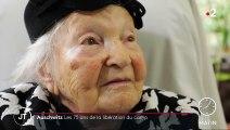 Déportée au camp nazi d'Auschwitz, une rescapée raconte