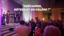 Des chercheurs perturbent les voeux de la ministre Frédérique Vidal