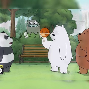 We Bare Bears S01E26 Charlie Ball