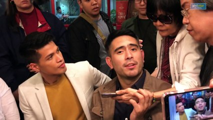 Gerald Anderson on experience being a soldier
