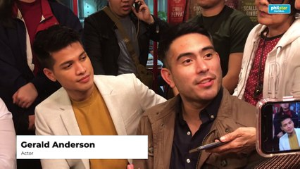 Gerald Anderson on GMA's 'Descendants of the Sun'