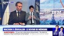 Macron à Jérusalem: le devoir de mémoire - 22/01