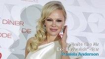 Fünfte Ehe für Pamela Anderson