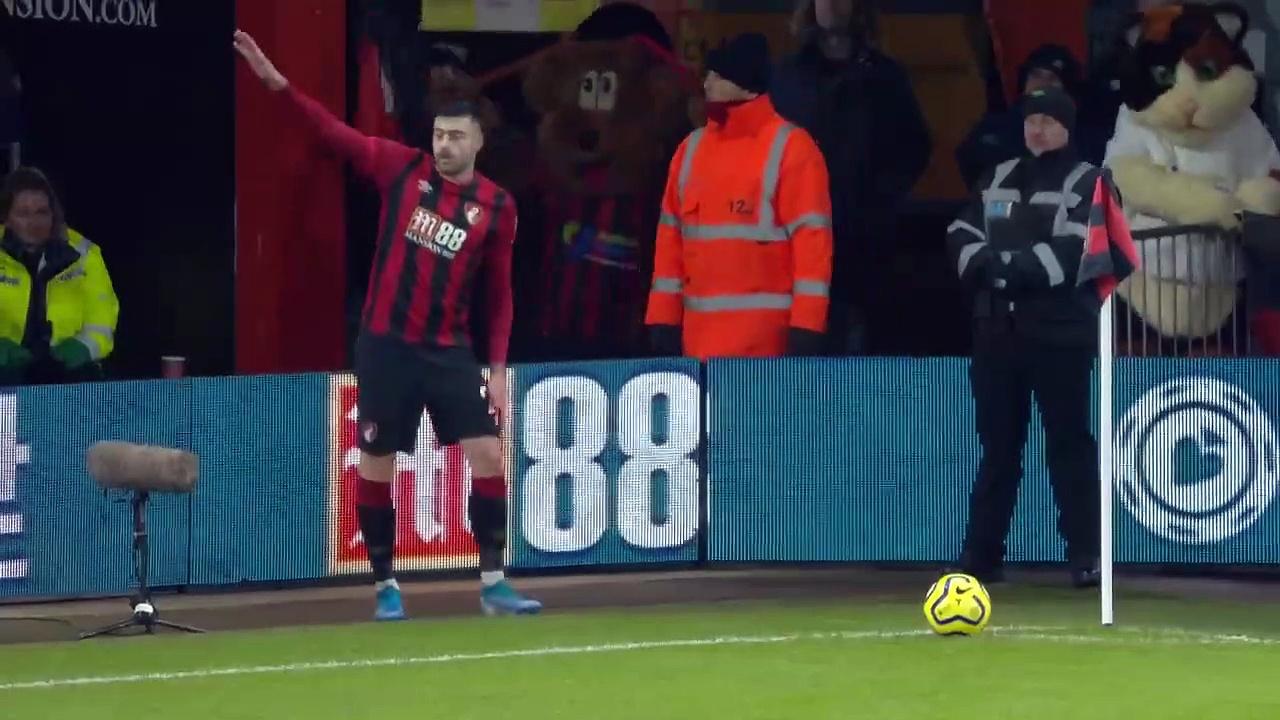 Bournemouth - Brighton (3-1) - Maç Özeti - Premier League 2019/20