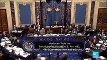 Procès en destitution : la majorité républicaine rejette les auditions de plusieurs témoins clés