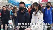 Coronavirus: la Chine redoute une mutation, 1er cas aux Etats-Unis