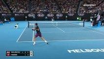 Federer - Krajinovic : le résumé