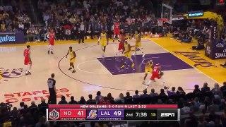 NBA Highlights 04-01 2020, NBA Game Lakers vs New Orleans Pelicans, NBA Top, NBA replay HD, NBA 2020