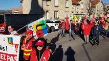Verdun :  nouvelle manifestation contre la réforme des retraites