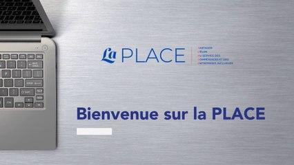 La Place – Vidéo de présentation de la plateforme collaborative