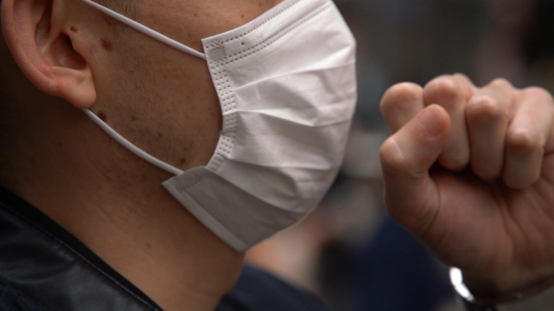 China coronavirus: Hong Kong confirms first infection as Beijing officials warn disease could mutate