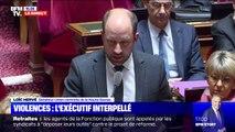 """Loïc Hervé (Union centriste) sur les violences: """"M. Le Premier ministre, il est temps d'apaiser ce climat"""""""