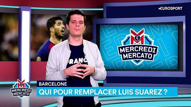 Quatre pistes pour remplacer Suarez mais beaucoup d'obstacles : Le Barça dans de sales draps