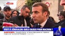 Emmanuel Macron annonce la création d'un fond pour accompagner les écoles des Chrétiens d'Orient