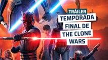Tráiler de la temporada final de The Clone Wars en Disney+