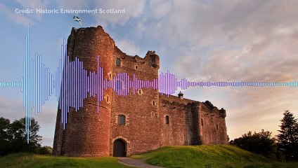 Terry Jones, Doune Castle audio
