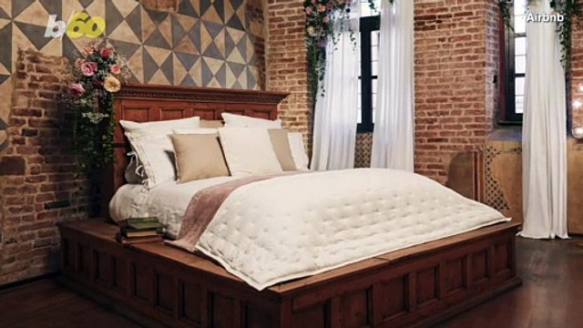 You Could Spend the Night in Juliet's Bedroom