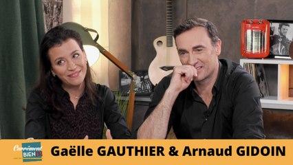 Nos invités > Gae¨lle Gauthier et Arnaud Gidoin