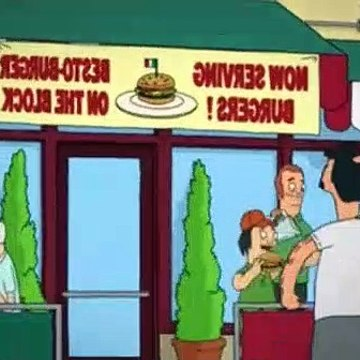 Bob's Burgers Season 1 Episode 10 Burger Wars