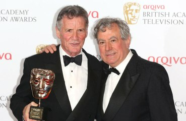 Michael Palin pays tribute to late friend Terry Jones