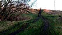 Young people back petition for a new BMX track in Temple Park