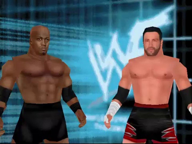 WWE 2006 No Mercy Mod Matches Bobby Lashley vs Gregory Helms