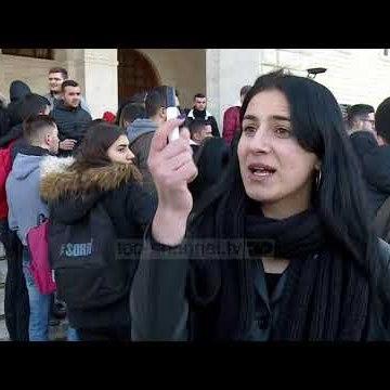 Studentët në protestë: Nuk janë plotësuar 8 pikat e paktit me Universitetin