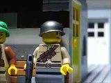 Lego WWII Town Battle