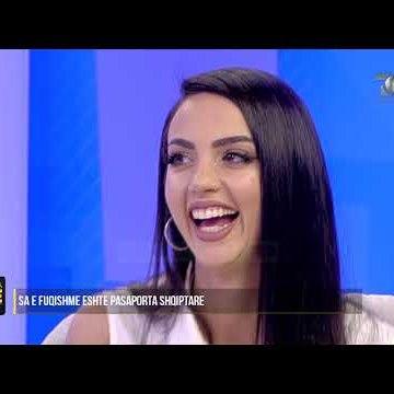 Bledi Mane përplaset me Herion Mustafaraj për pashaportën shqiptare - Shqipëria Live, 22 Janar 2020