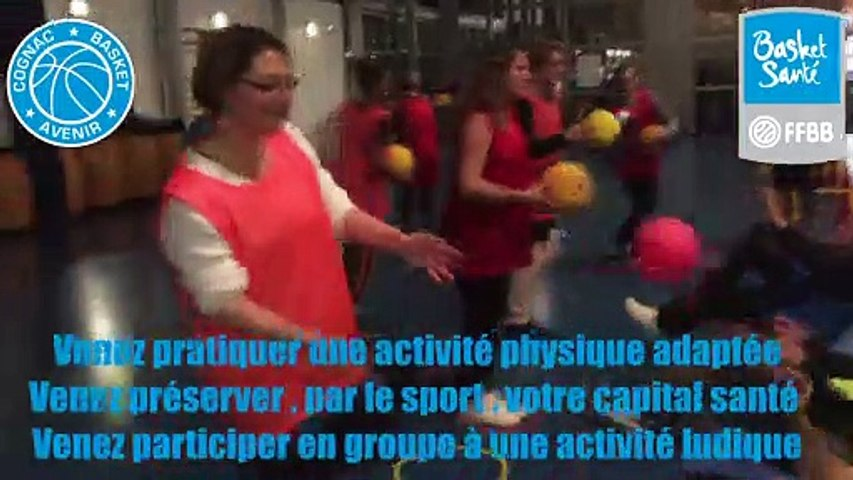 Offre Basket santé au C.B.A.