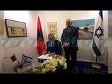 PRESIDENTI META TAKON HOMOLOGUN IZRAELIT - News, Lajme - Kanali 7