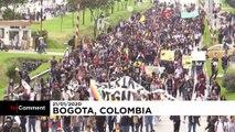 COLOMBIA | La calle vuelve a gritar contra Iván Duque en Bogotá