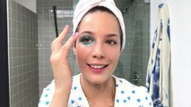 """Halsey on the Meaning Behind Her """"Manic"""" Makeup—And Why She Uses 6 Different Highlighters"""