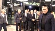 Ulaştırma ve Altyapı Bakanı Turhan, nakliyecilerin sorunlarını dinledi