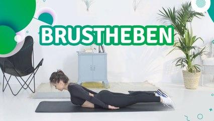 Brustheben - Du Bist Fit