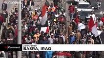 Irak: Regierungskritischer Demonstrant erschossen