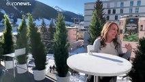 En el Foro Económico de Davos sigue faltando presencia femenina