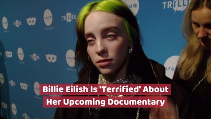 Billie Eilish Will Be On Apple TV