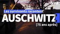 Auschwitz: souvenirs des derniers survivants des camps de la mort