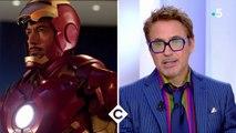 Robert Downey Jr : invité exceptionnel ! (2/2) - C à Vous – 22/01/2020