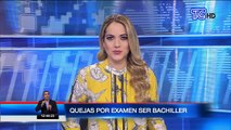 """Irregularidades por supuesta filtración en examen """"Ser Bachiller"""""""