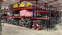Découvrez la plateforme de stockage de Bragard en Tunisie