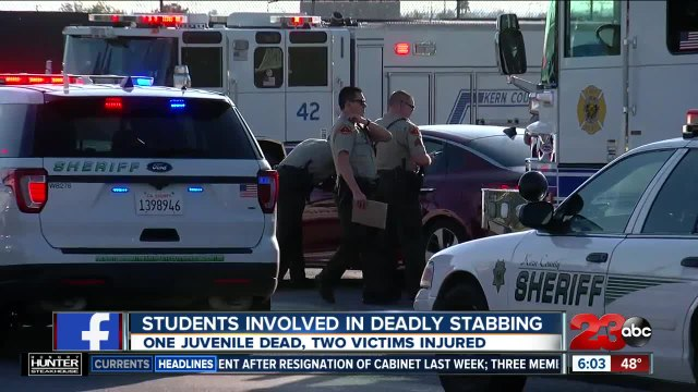 Foothill High School to have grief counselors,  increased security presence for first school day after stabbing