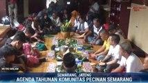 Tradisi Ketuk Pintu Jelang Imlek di Semarang