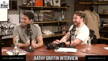 Kathy Griffin Was The Most Contentious Interview In KFC Radio History