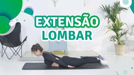 Extensão lombar - Sou Fitness