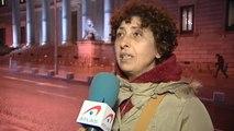 La vicepresidenta Carmen Calvo no ceja en su empeño de corregir el lenguaje sexista en la política